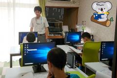 小学生向けパソコン教室