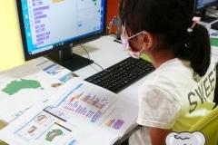 小学生スクラッチプログラミング