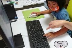 幼児英語タイピング