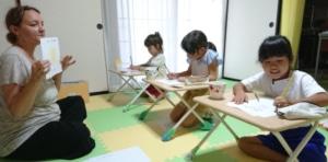 小学生に英語を教える方法 part1