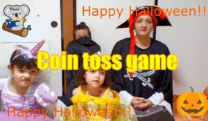 [英語イベント] Halloween Party(ハロウィンパーティー)で楽しく遊べるゲーム Part1