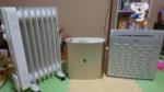 [英語教室コロナ対策] 暖房はオイルヒーター、加湿器で乾燥を防ぐ